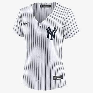 MLB New York Yankees (Aaron Judge) Women's Replica Baseball Jersey