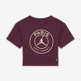 Paris Saint-Germain T-shirt til store børn (piger)