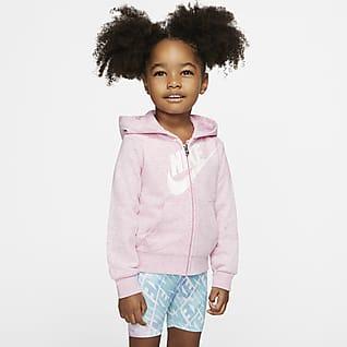 Nike Sportswear 婴童全长拉链开襟连帽衫