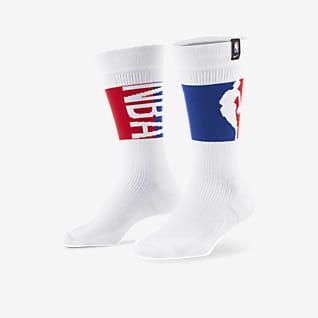 Nike SNKR SOX ถุงเท้าข้อยาว NBA