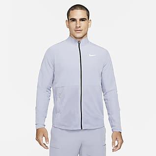 NikeCourt HyperAdapt Advantage Chamarra de tenis plegable para hombre
