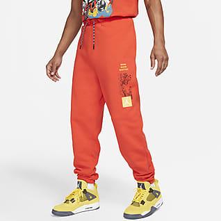 Jordan Essentials Mountainside Pánské kalhoty s grafickým motivem