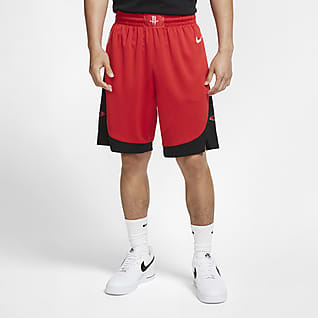 Houston Rockets Icon Edition Swingman Short Nike NBA pour Homme