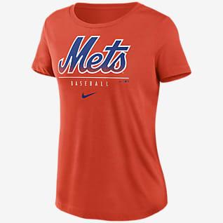 Nike Dri-FIT Lettering Essential (MLB New York Mets) Women's T-Shirt