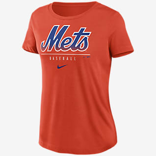 Nike Dri-FIT Lettering Essential (MLB New York Mets) Women's T-Shirt