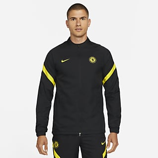 Chelsea F.C. Strike Men's Nike Dri-FIT Football Tracksuit