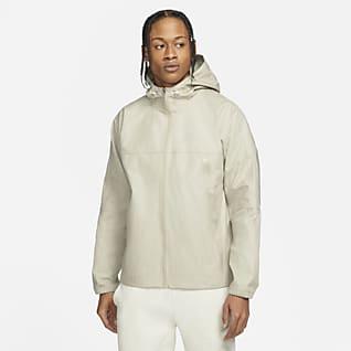 Nike Sportswear Мужская куртка из парусины