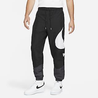 Nike Sportswear Swoosh Pantaloni in tessuto con fodera - Uomo