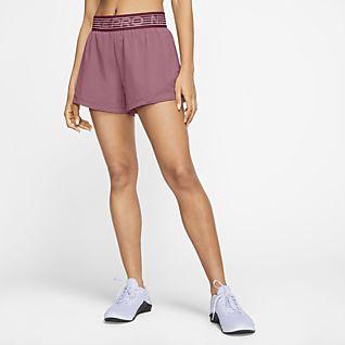 Nike Pro Flex 女款二合一短褲