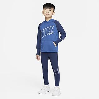 Nike Dri-FIT Little Kids' Hoodie and Pants Set