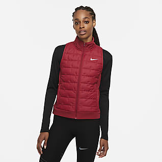 Nike Therma-FIT Damski bezrękawnik do biegania z syntetycznym wypełnieniem
