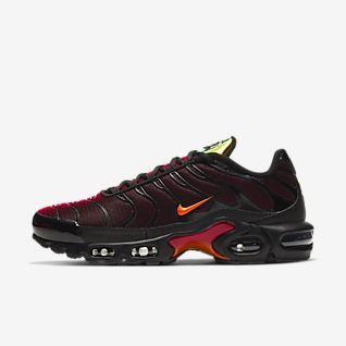 nike roshe run pris, Nike Shox NZ Mænd Sko Sort,nike sko