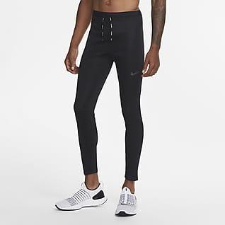 Nike Shield Tech Shield Pánské běžecké legíny