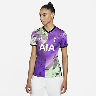 Tottenham Hotspur 2021/22 Stadium Third Maillot de football Nike Dri-FIT pour Femme
