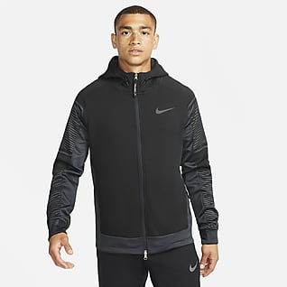 Nike Therma-FIT ADV Sudadera con gorro de entrenamiento de cierre completo para hombre