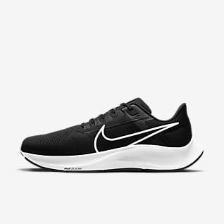 Nike Air Zoom Pegasus 38 รองเท้าวิ่งโร้ดรันนิ่งผู้ชาย (หน้ากว้างพิเศษ)