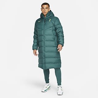 Tottenham Hotspur Strike Мужская футбольная куртка Nike Therma-FIT