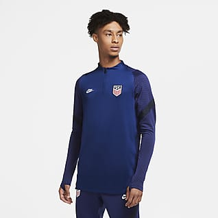 U.S. Strike Men's Soccer Drill Top