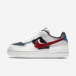 Branco Air Force 1 Sapatilhas. Nike PT
