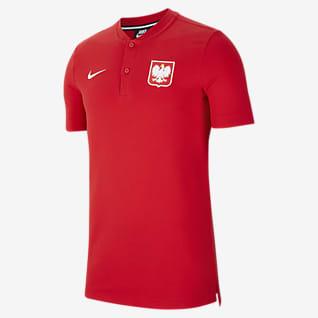 Πολωνία Ανδρική μπλούζα πόλο