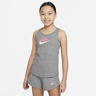 Nike Sportswear Older Kids' (Girls') Jersey Tank