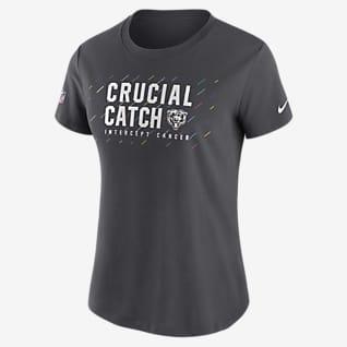 Nike Dri-FIT Crucial Catch (NFL Chicago Bears) Women's T-Shirt