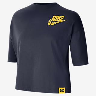 Nike College (Michigan) Women's T-Shirt
