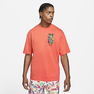 Jordan Dri-FIT Zion Kortärmad t-shirt för män