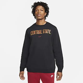 Nike College Club Fleece (Central State) Sudadera de cuello redondo