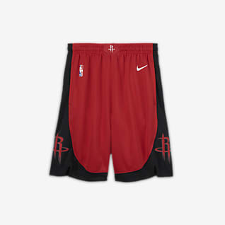 Χιούστον Ρόκετς Icon Edition Σορτς Nike NBA Swingman για μεγάλα παιδιά