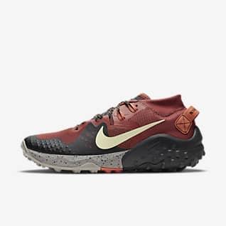 Nike Wildhorse 6 Arazi Tipi Erkek Koşu Ayakkabısı