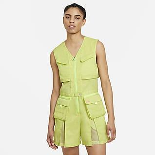 Jordan Heatwave Flightsuit-byxdress för kvinnor