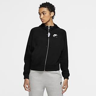 Nike Air Kadın Kapüşonlu Üst