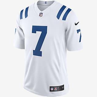 NFL Indianapolis Colts Nike Vapor Untouchable (Jacoby Brissett) Men's Limited Football Jersey