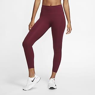 Nike One Luxe Leggings de 7/8 de tiro medio para mujer