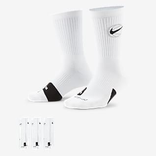 Nike Everyday Crew Basketball Socks (3 Pairs)