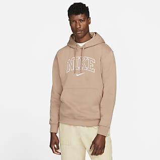 Nike Sportswear Club Pullover-hættetrøje til mænd