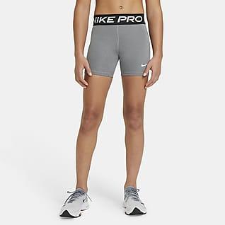 Nike Pro Шорты для девочек школьного возраста