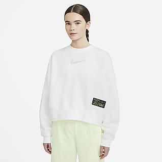 Nike Sportswear Sudadera de tejido Fleece para mujer