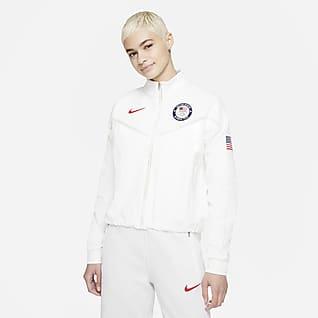 Nike Team USA Windrunner Women's Medal Stand Jacket