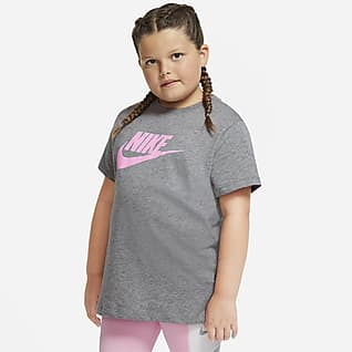 Nike Big Kids' (Girls') T-Shirt (Extended Size)