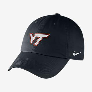 Nike College (Virginia Tech) Adjustable Logo Hat