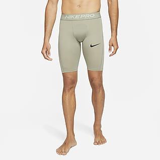 Nike Pro Shorts largos para hombre