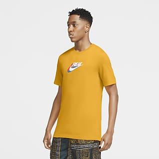 Giannis Swoosh Freak Playera Nike Dri-FIT para hombre
