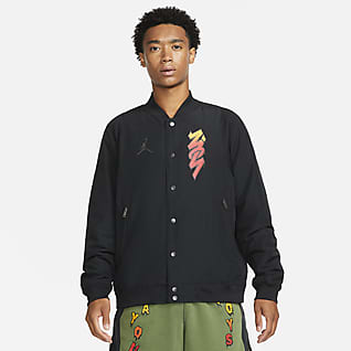 Zion Men's Flight Jacket