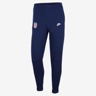 U.S. Pantalones de fútbol de French Terry para hombre
