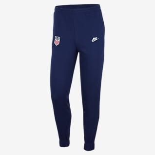U.S. Men's Fleece Soccer Pants