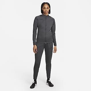 Nike Dri-FIT Academy Strick-Fußball-Trainingsanzug für Damen