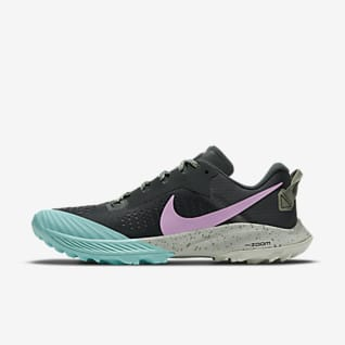 zapatos negros runner nike mujer