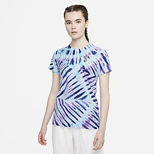 Tottenham Hotspur Fodbold-T-shirt til kvinder